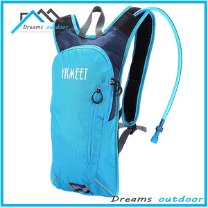 Hydration Pack Backpack - Best Water Rucksack Bladder Bag For Outdoor Running / Cycling Bicycle Bike / Hiking / Climbing