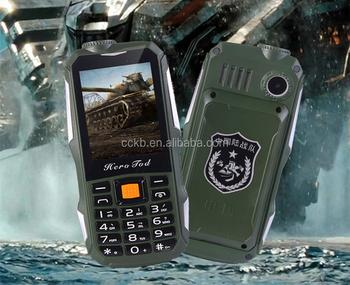 En gros 2017 Sénior 3 Carte SIM Double GSM CDMA Antichoc étanche Téléphone  Portable robuste b93b7e78d87