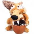 Ice Age 3 Cartoon Figures Squirrel 20CM 8 Squirrel Pets Plush Girl Toys For Kids Plush