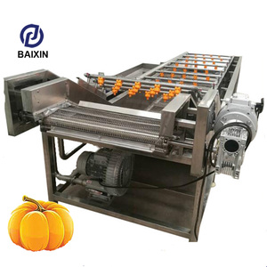 High Efficient Pumpkin Peeling Machine /Vegetables Peeling Pumpkin Food Washing Machine
