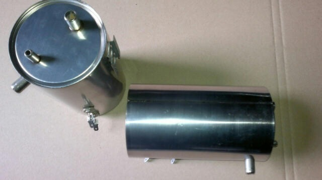 Hot And Cold Water Dispenser Spare Parts Stainless Steel Cooling Tank