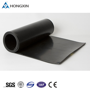 1 mm Silicone EPDM NBR Neoprene NR heat transfer silicon rubber pad silicon soft sheet