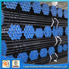 ASTM A106 grade B seamless steel pipe with black painting