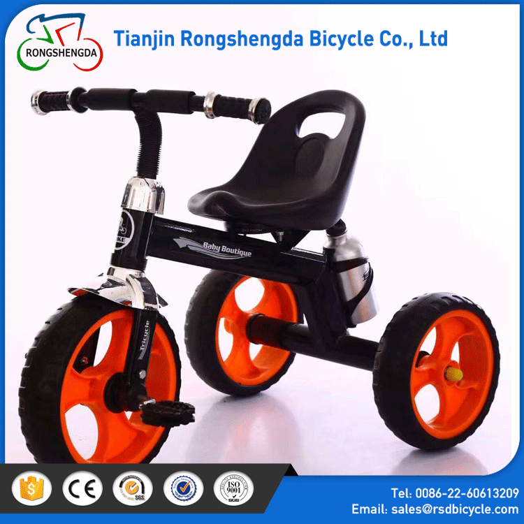 Plastic children tricycle/ kids three wheel bike toy / baby tricycle children tricycle child three-wheeled bike