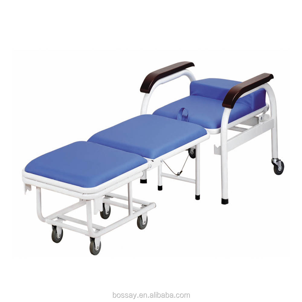 Bs 216 Folding Hospital Bed Chair Used Hospital Chairs Buy Folding Hospital Bed Chair