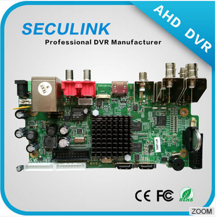 oem mini dvr board for 4ch 1080n ahd dvr