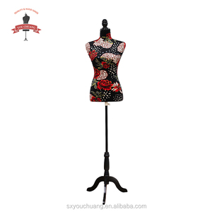 New Innovative Products young female mannequin fiberglass torso mannequin foam