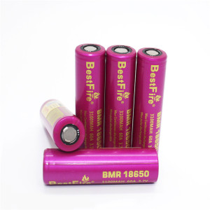 Original 18650 battery charger 3100 mAh 3.7V 60A Power Battery