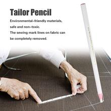Tailor Mark <span class=keywords><strong>Potlood</strong></span> Stof Onzichtbare Uitwisbare <span class=keywords><strong>Krijt</strong></span> Gratis Naaien Marker Tracing <span class=keywords><strong>Potlood</strong></span> Markering Gereedschap voor Doek Leer, pak van 12