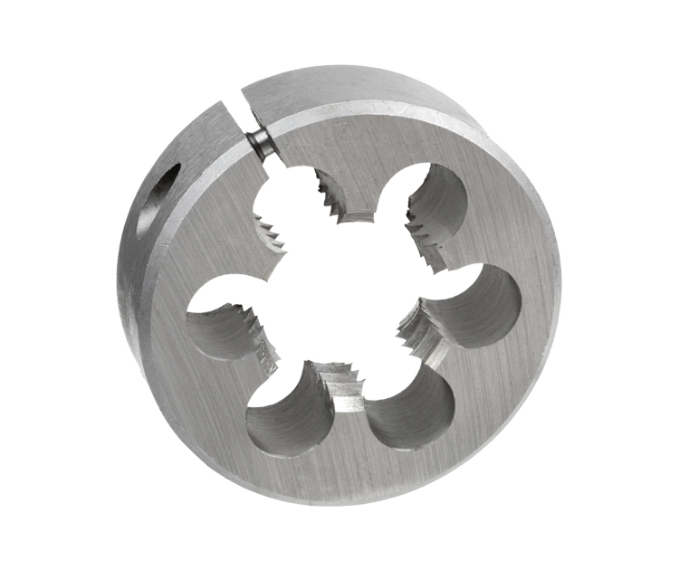 ANSI Standard Adjustable Thread Split Round Die for Steel Aluminium Stainless Steel Thread Cutting