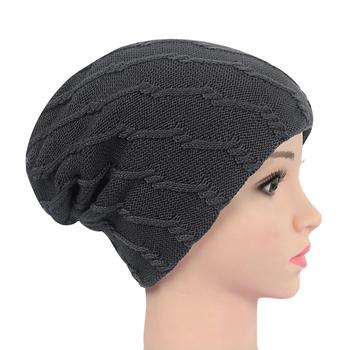 5c05eb8e9f03a Wholesale Bulk Blank Knit Fashion Women Winter Hats Lady - Buy ...