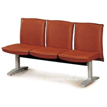 Modern Office Lobby Chair And Bench Leather Chair (AFCH DS05435A)