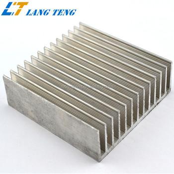 Skived Aluminum Fin Cpu Heat Sink