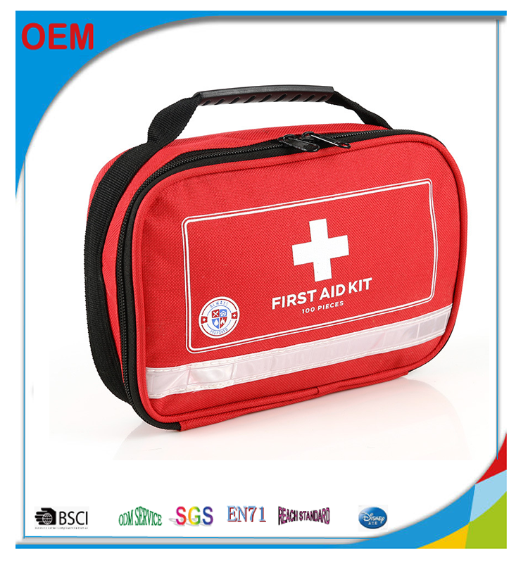 Ourdoor selfresuce first aid kit,mini first aid pouch,home medical first aid kit bag