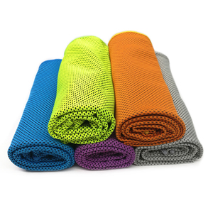 Factory Custom quick dry cool gym towel