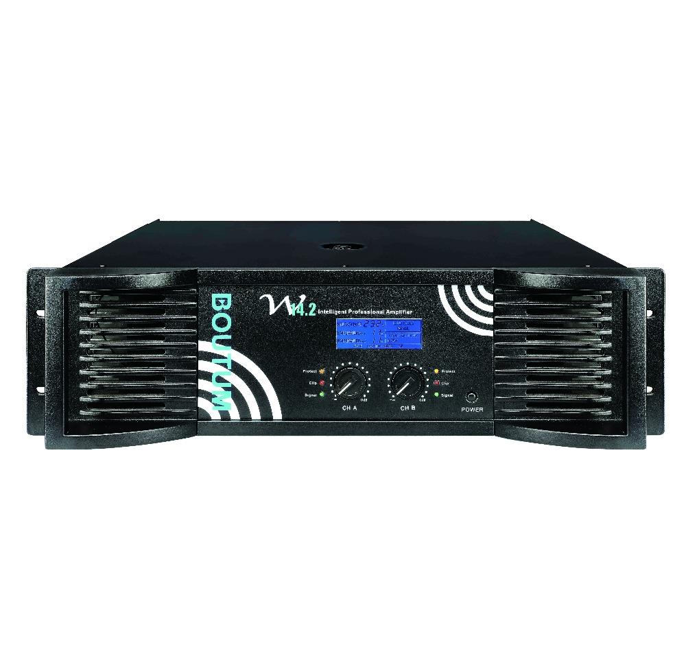 W14 2 Professional Audio Dj Equipment Power Amplifier Clh 3u 2 Channel Power Amp