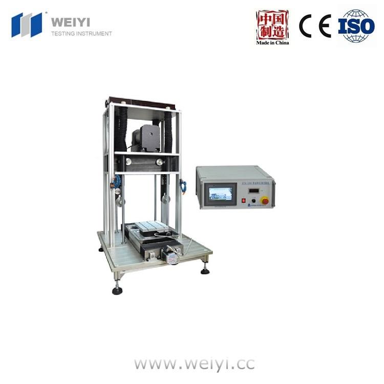 Stx-1202 Automatic Diamond Wire Saw For Laboratory Specimen Precise ...