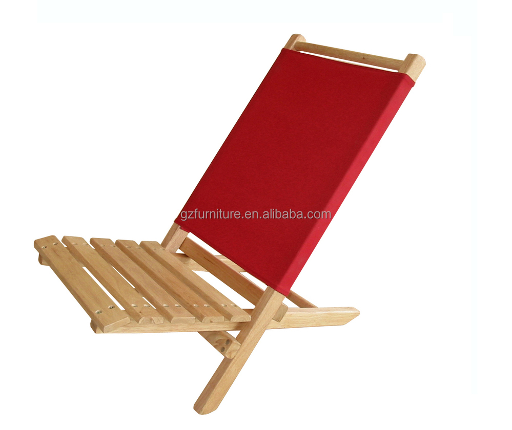 Outdoor Wooden Chairs Beach Folding Deck Chair Buy