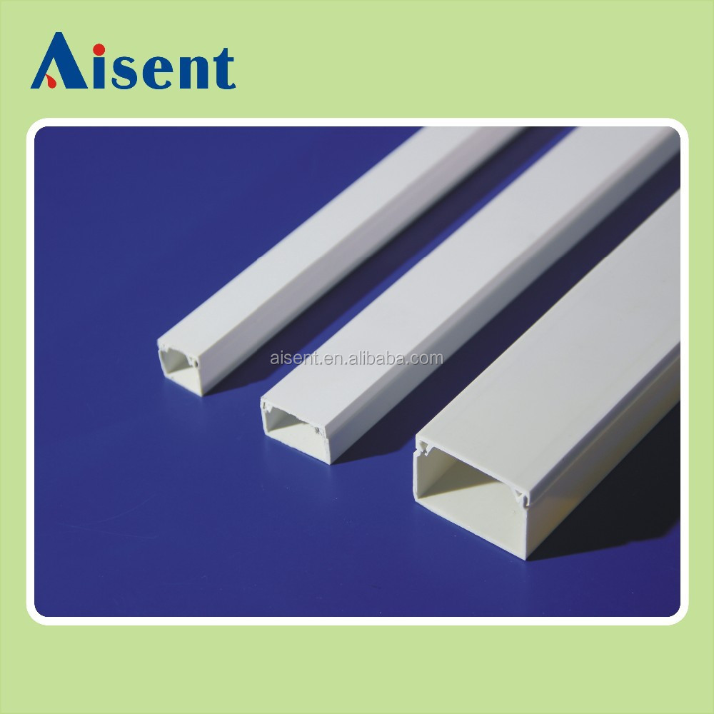 Pvc Electrical Wire Protector Buy Electric Protection Pipe Wiring Conduit Protectorpvc Cable Trunkingcable Trunking Size Product On