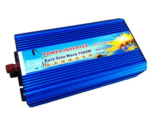 1500W 48Vdc to 220V ac   off  inverter Pure Sine Wave Power Inverter  Free shipping