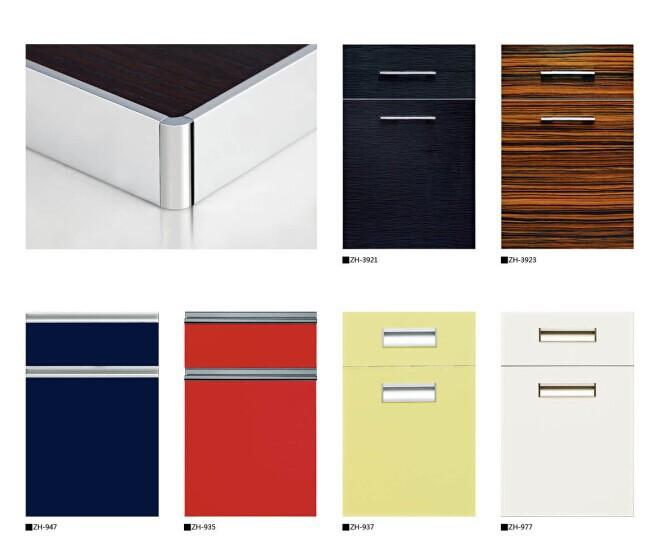 Scratch Resistant High Gloss Acrylic Kitchen Cabinet Door Cheap Part 65