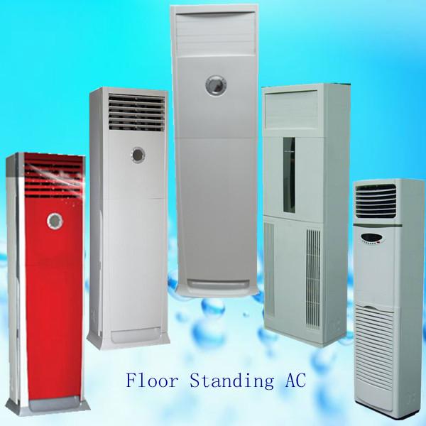 Floor Standing Air Conditioner 48000btu/5p/4ton R410 220v