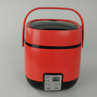 Mini food cooker home appliance useful gifts items electric multi mini normal rice cooker 1.2L
