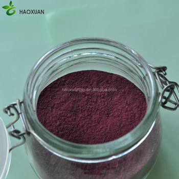 100 % natural grape seed extract powder