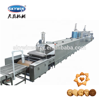 Industrial Electric Gas Tunnel Oven For Sale Cookie Biscuit Tunnel Oven