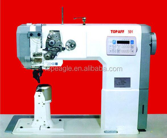 Topaff 591 Single Needle High Speed Roller Feed Pfaff Industrial ...