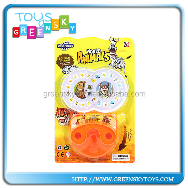 Hot selling kids camera toy picture viewer
