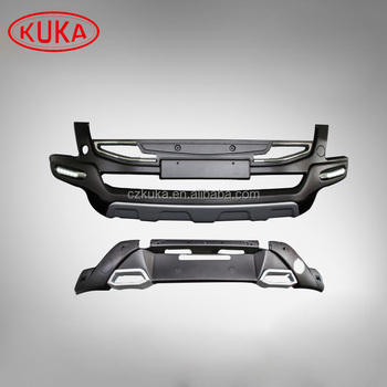 Factory Promote Abs Material 4x4 Accessories For Ecosport Front