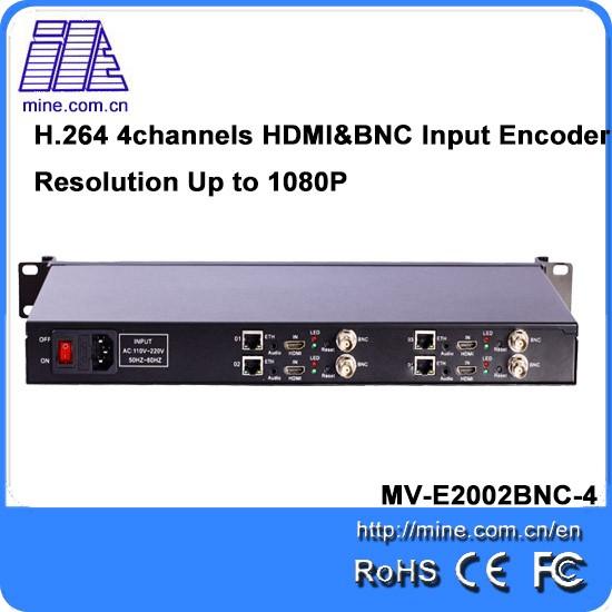 H.264 Video Hdmi Encoder Iptv Streaming Server Hdmi Ip Encoder ...