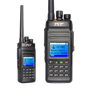 IP67 Water proof GPS TYT MD-398 Digital fixed mini vhf uhF transceivers 136-174 MHz