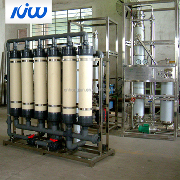 Magnetic Brackish Water Filtration Plant Treatment Filter Equipment System Project Construction
