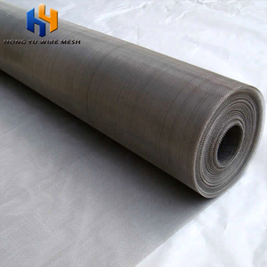 professional stainless steel welded wire mesh metal mosquito netting