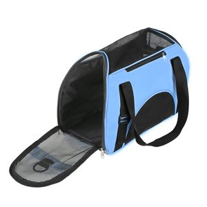 Premium Airline Approved Soft Sided Pet Travel Carrier Comfortable Design with Safety Features Puppies Bags