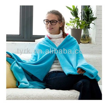 cheap custom girls wearable blanket with zipper buy wearable blanket with zipper wearable. Black Bedroom Furniture Sets. Home Design Ideas