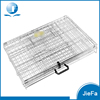 Folding extra large metal pet cage