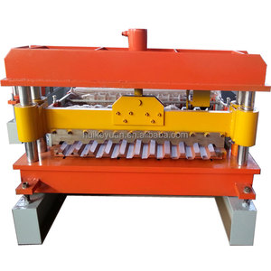 Galvanized Steel Door Frame Making Machines