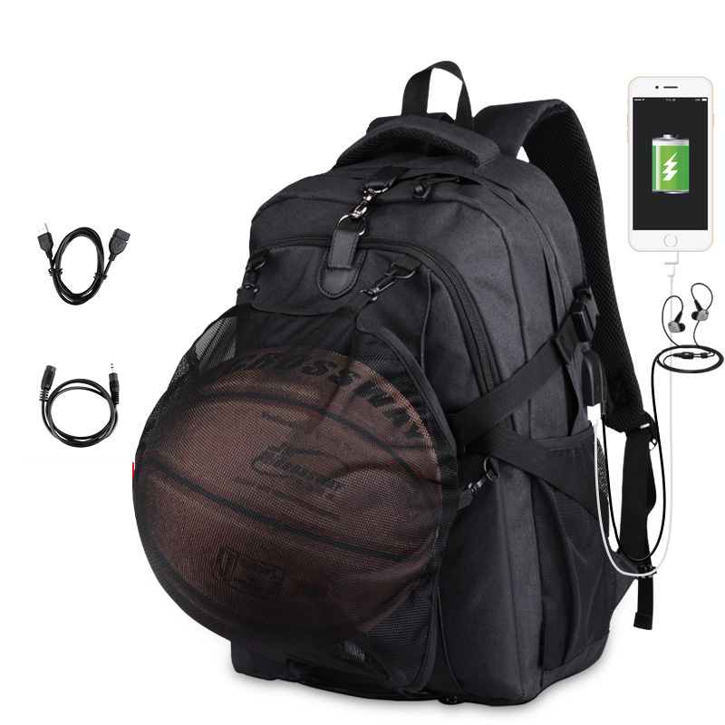 usb backpack laptop bag backpack basketball backpack