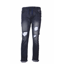 New model men casual jeans denim ripped jeans