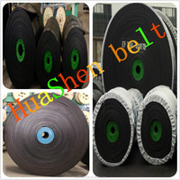 Multi-ply Fabric EP Conveyor Belt High Tensile Strength for sale