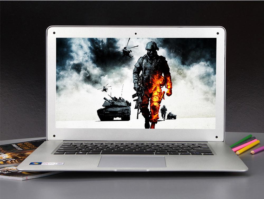 14 Inch Laptop Computer Notebook with Intel Celeron J1800 Dual Core 8GB RAM & 500GB HDD Windows 7/8.1 WIFI HDMI 1.3MP Webcam