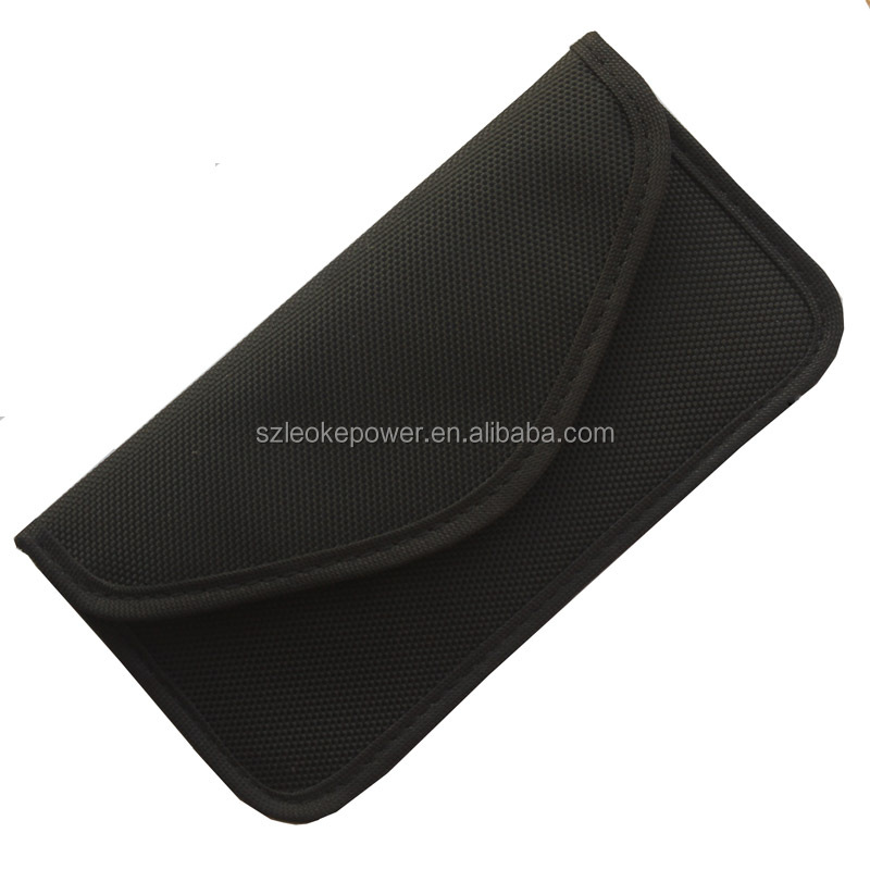 RFID shielding cell phone pouch anti-radiation mobile phone <strong>bag</strong>