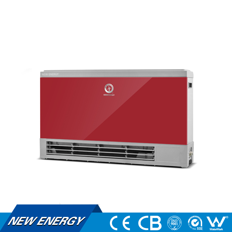Heating small room fan coil units Water heating radiator