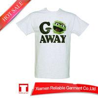 Top fashion tshirt wholesale tee shirt printing company logo t shirts unisex t shirt