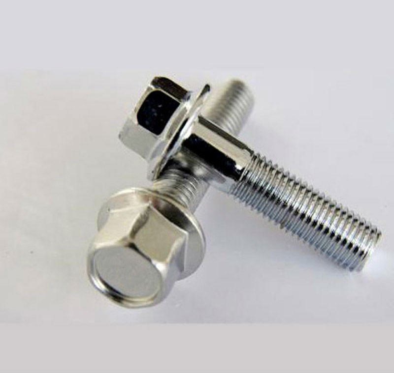 Stainless Steel Hex Flange Bolt - Buy Slotted Hex Head Bolts,M38 Hex  Bolt,M30 Hex Bolt Product on Alibaba com