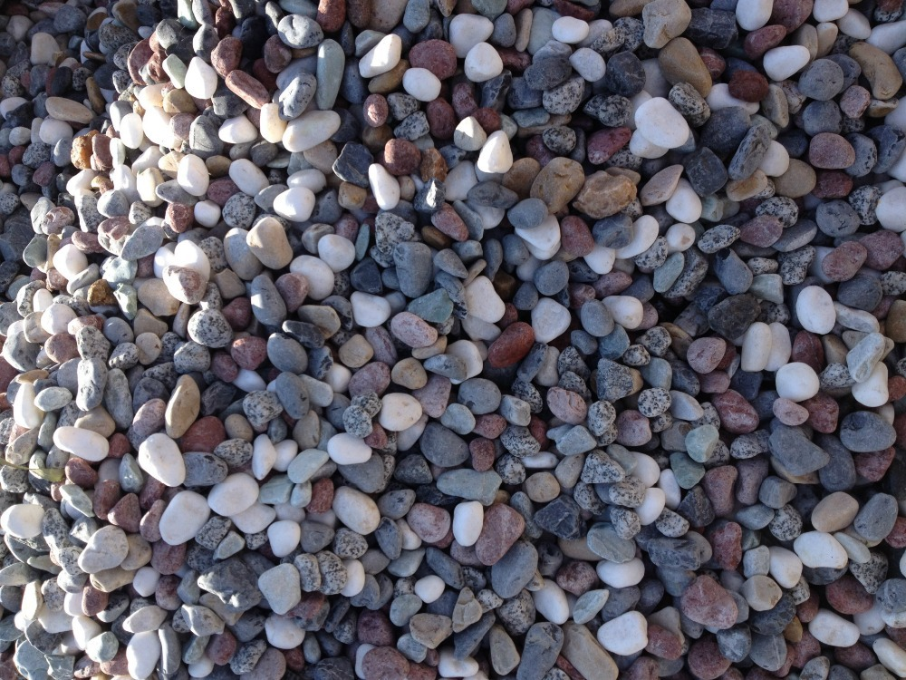 High quality natural color river rock stones and small for What are river stones