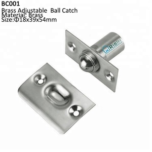 Ball Catch Cabinet Cupboard Door Catch with Strike Plate